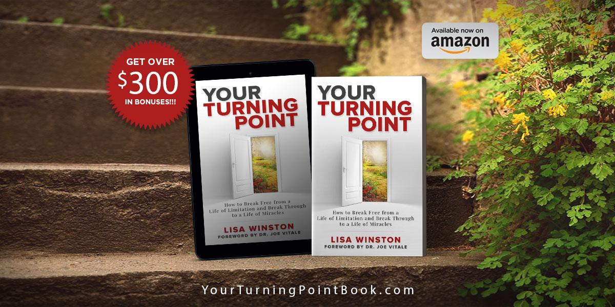 Your Turning Point Book Campaign