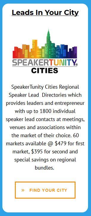 SpeakerTunity Cities Pillar