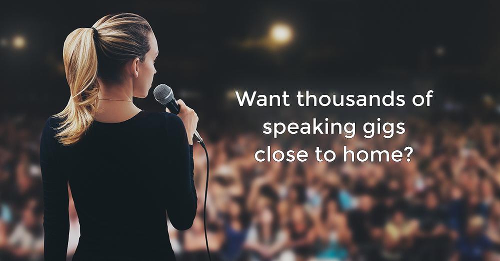 SpeakerTunity Cities Social - Question, No Logo