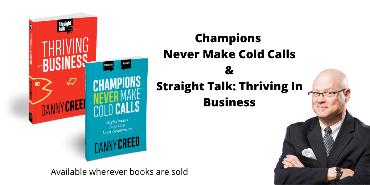 New Book Releases from Danny Creed