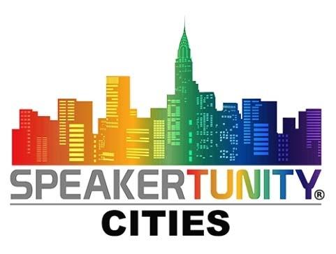 SpeakerTunity Cities Logo