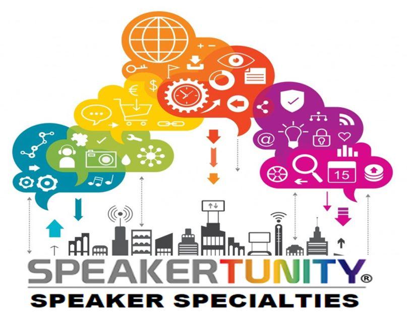 SpeakerTunity Specialties Logo