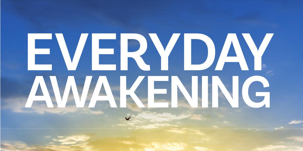Everyday Awakening Book Launch