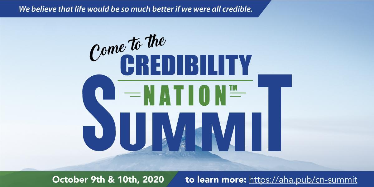 Credibility Nation Summit