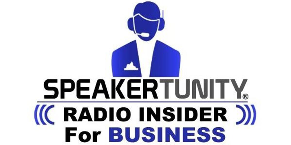 SpeakerTunity Radio Insider for Business®