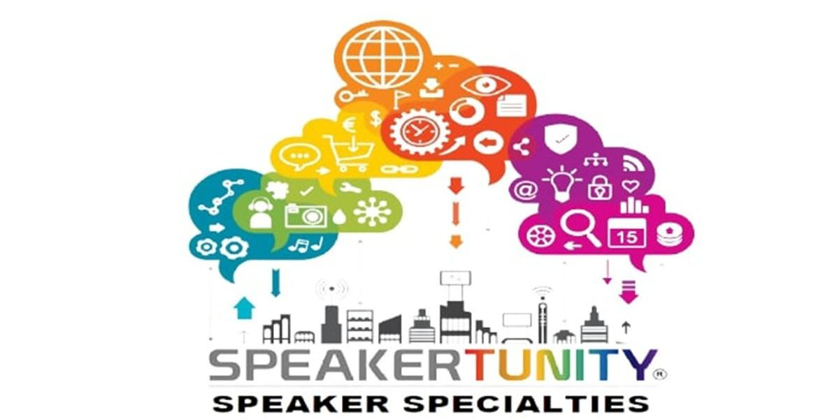 Speakertunity Speaker Specialties®